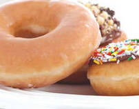Krispy Kreme Infographic