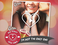 Cornetto Red Velvet Love Song