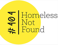 #404HomelessNotFound