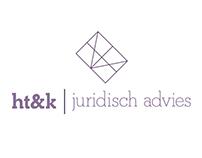 logo design Ht&K juridisch advies
