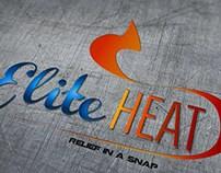 Elite Heat Logo Design & Packaging - Greenville, Texas