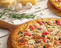 PizzaHut New Range Pizza