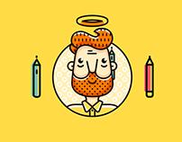 Hipster for Infogra.ru