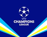 UEFA Champions League Branding