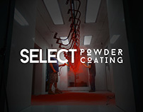 Select Powder Coating Branding