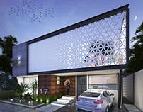Casa JMO (Proyecto) / 2020
