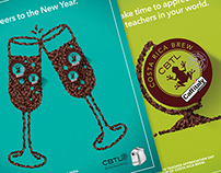 CBTL® Holiday Advertising Campaign