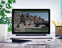 Military Barracks Management System Website Design