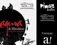 Kagura de Hiroshima finalista a! diseño