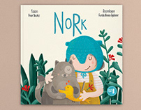 """NORK"" Children's Book Illustrations"