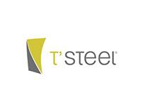 T'Steel Kurumsal Kimlik Tasarım