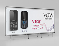 Vow Mobile Branding