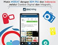 Poster Digital BEM PNJ 2015/2016