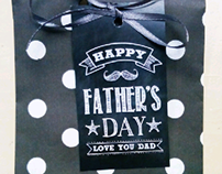 Father's Day Stationary