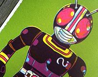 TOKU II (Kamen Riders)