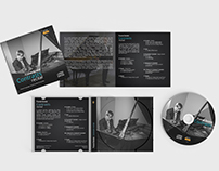 CD, cover, inlay and brochure design