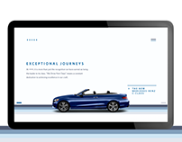 Foundational UI framework for an Automotive Distributor