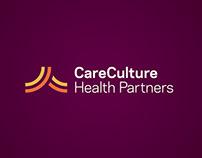 Care Culture Health Partners Branding