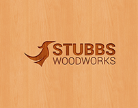 Stubbs Woodworks • Logo Design