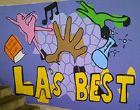 LA's Best Mural