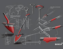 Shovel – Redesign Concept