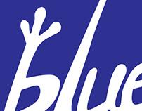 Blue Frog Logo