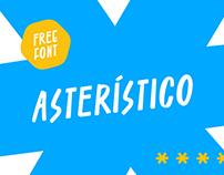 Asteristico // FreeFont