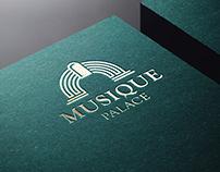 Musique Palace - Branding / Brand identity