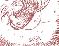 Flustered Fish