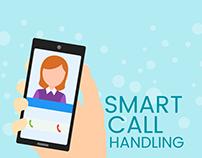 Smart call handling.
