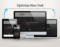 ONY | Wordpress | Bootstrap | WooCommerce