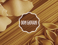 DON GIOVANI - Brand