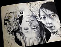 Moleskine sketches I