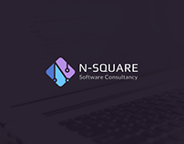 Logo Branding for Software Tech Startup.