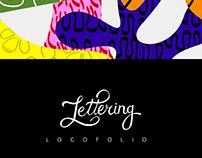 Lettering Logofolio