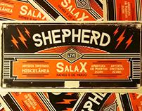 Shepherd gig - Sala X