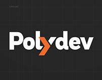 Software developer logo design