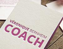 Carte de visite Veronique Bernheim