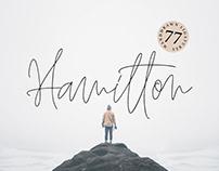 HAMILTON SIGNATURE SCRIPT