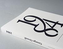 Book Design / 1984