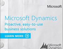 Microsoft: Animated GIF Banner Ads