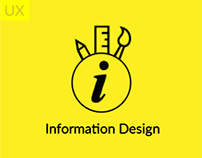 UX Approach - Information Design