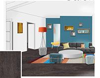 Appartement rue de Seine