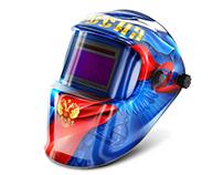 Welding helmet Korund 5