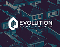 Evolution Real Estate Branding and Website
