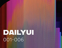 DailyUI: 001-006