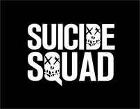 Suicide Squad - Title Sequence