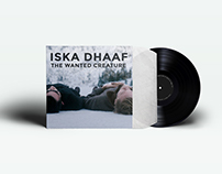 Iska Dhaaf - The Wanted Creature Album Cover