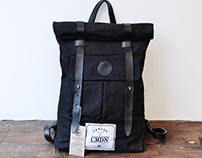 The Camden Watch Company 'CMDN' backpack
