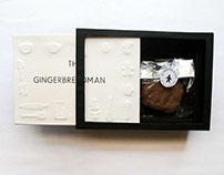 The Gingerbread Man- The Tactile Illustrated Book